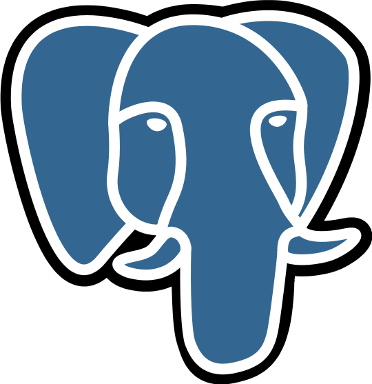Postgresql logo.3colors.540x557