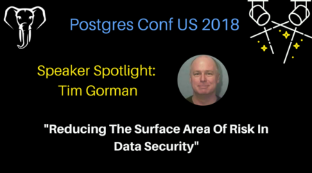 Speaker Spotlight: Tim Gorman